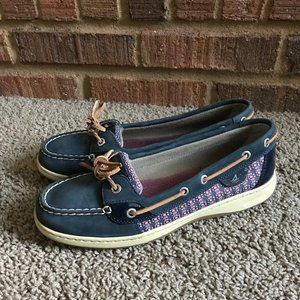 Sperry Women's Multi color Boat Shoes
